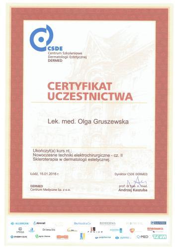 OG elektrochirurgia'