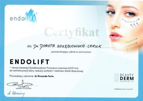 Endolift Dorota Golebiowska Caruk