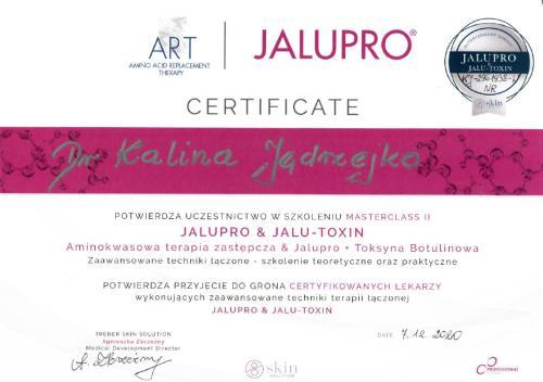 Kalina Jędrzejko Jalupro