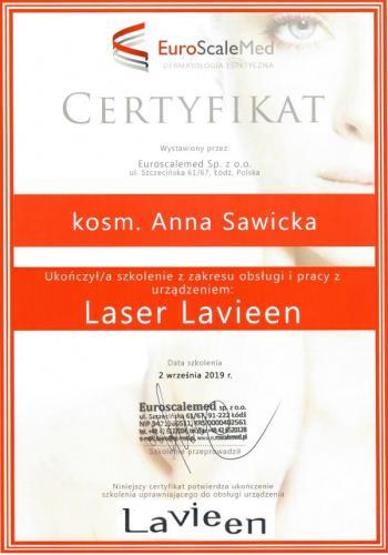 Lavieen Anna Sawicka