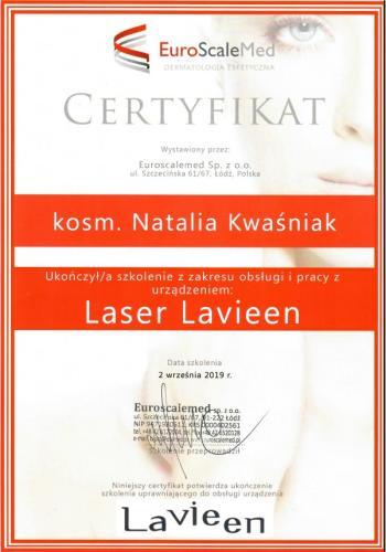 Lavieen Natalia Kwasniak