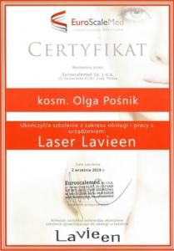Lavieen Olga Posnik