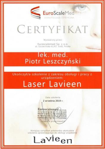 Lavieen Piotr Leszczynski