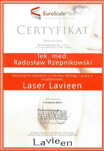 Lavieen Radoslaw Rzepnikowski