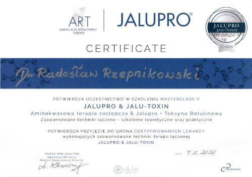 Radosław Rzepnikowski Jalupro