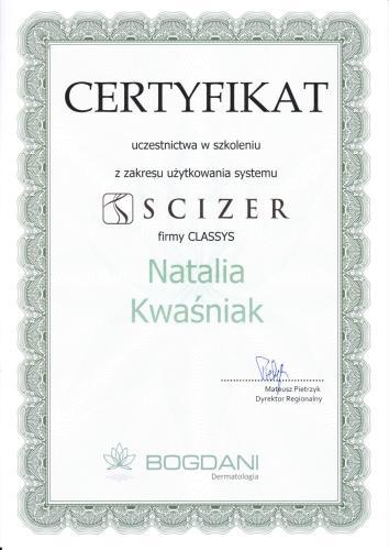 scizer kwasniak