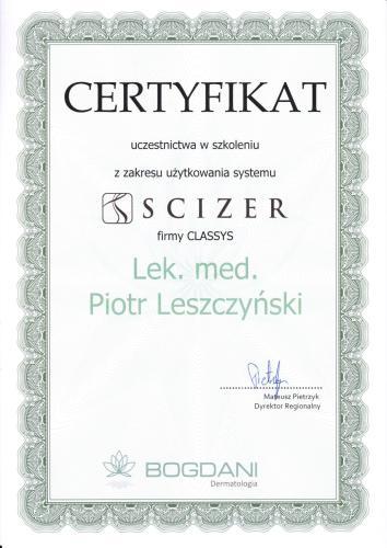 scizer leszczynski