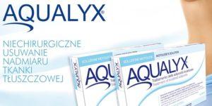 Preparat Aqualyx stosowany do lipolizy iniekcyjnej