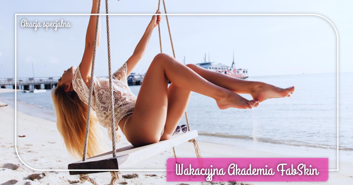 zabiegi medycyny estetycznej fabsin warszawa na latow, wakacje, urlop lipiec sierpień