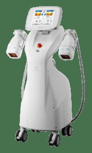 Urządzenie Scizer do usuwania cellulitu oraz tkanki tłuszczowej