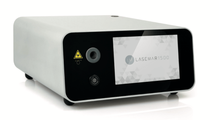 Laser diodowy LASERmaR 1500 do liposukcji bez skalpela