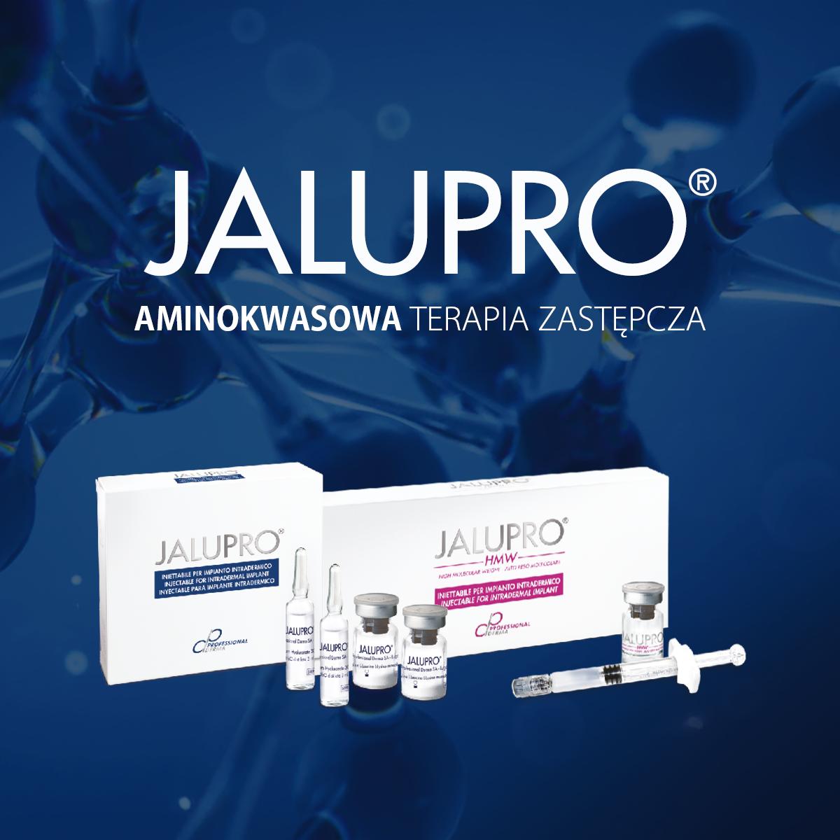 Aminokwasowa terapia zastępcza Jalupro w Warszawie na Bemowie